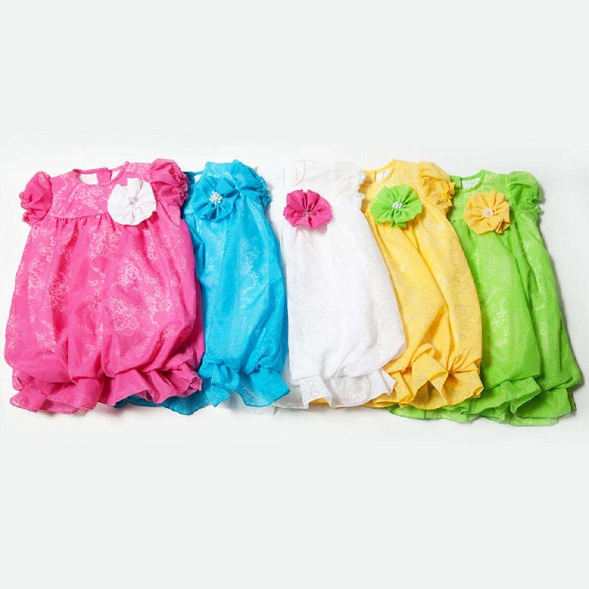Платье- туника  детское.