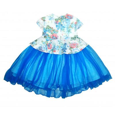 """Платье """"Розочки""""."""