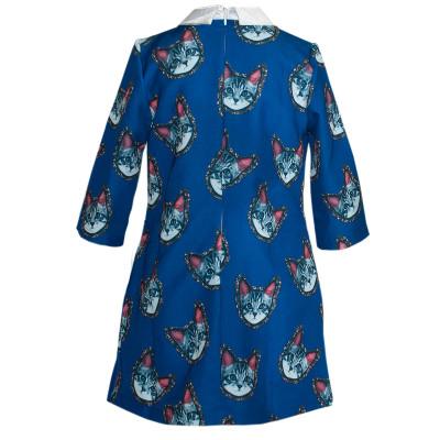 Платье кошечки.