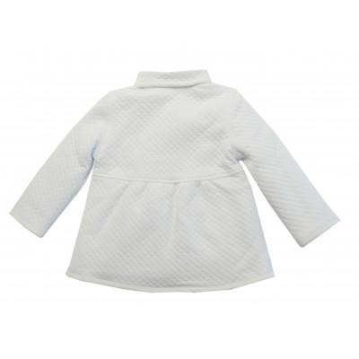 Куртка стеганая для малышки.