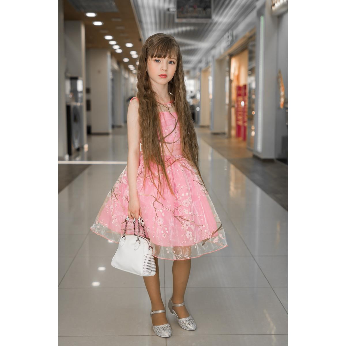"""Платье """"Сакура""""."""
