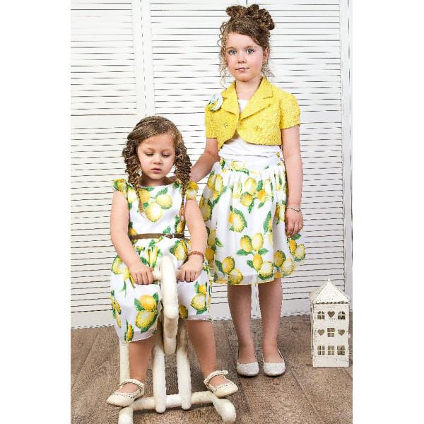 """Платье """"Лимон""""."""
