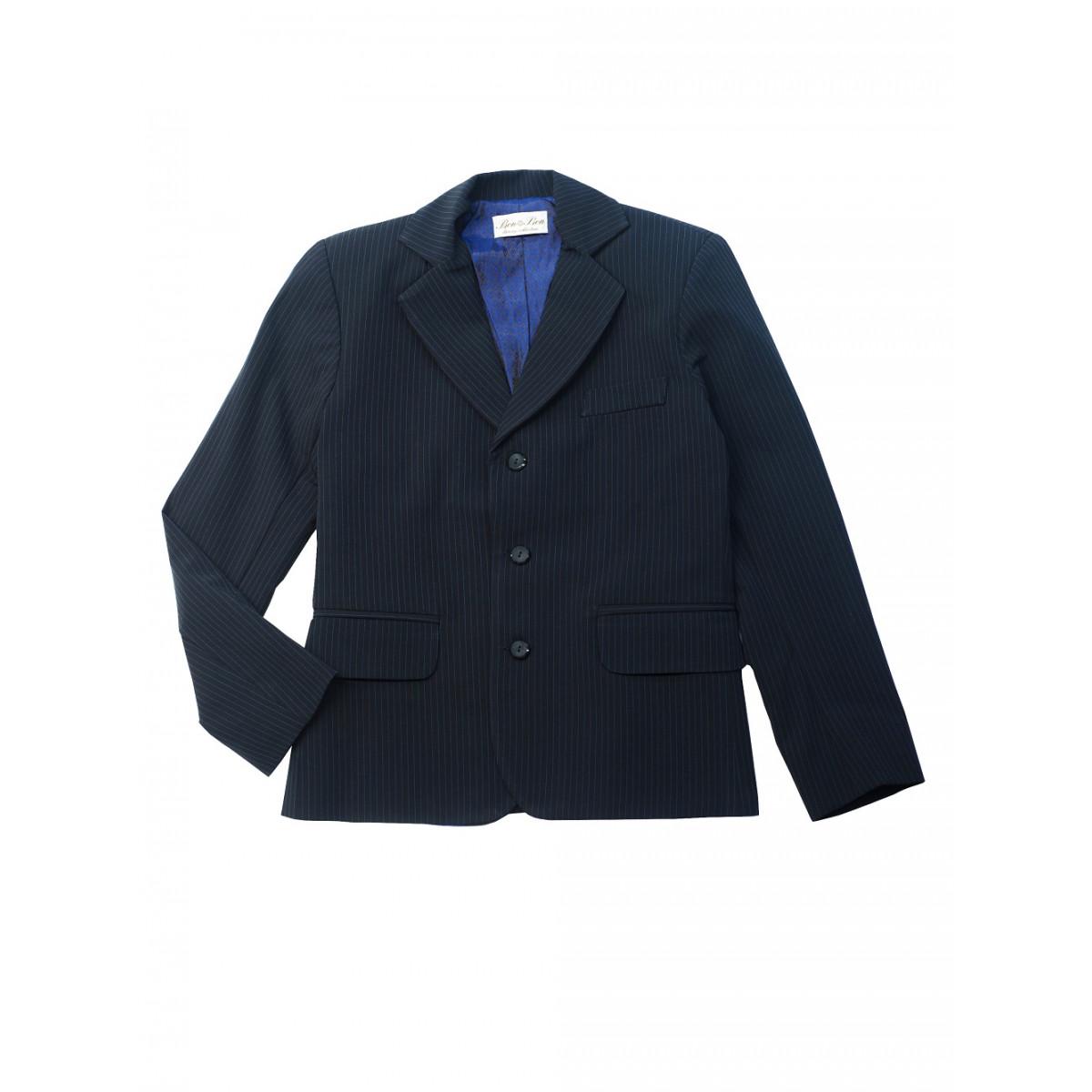 Пиджак для мальчика классический.