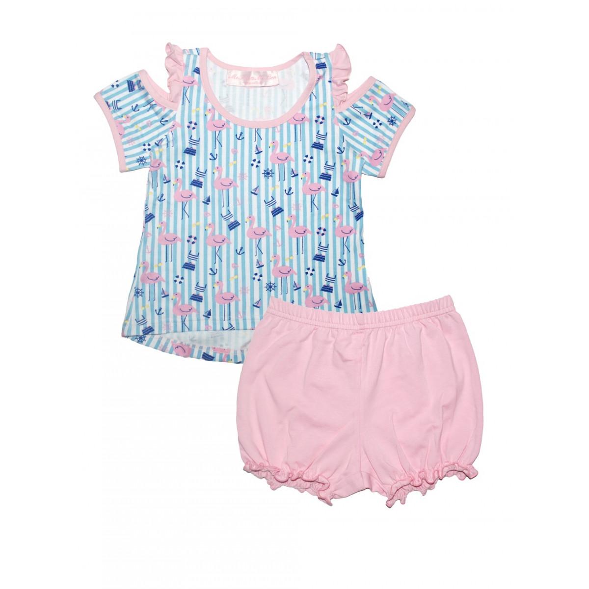 Комплект Фламинго. Для малышки.